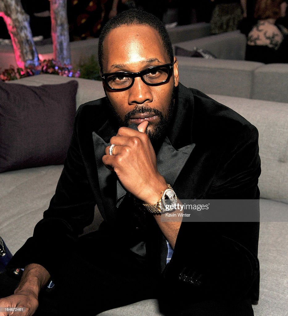 Actor <a gi-track='captionPersonalityLinkClicked' href=/galleries/search?phrase=RZA&family=editorial&specificpeople=220318 ng-click='$event.stopPropagation()'>RZA</a> poses at the after party for the premiere of Paramount Pictures' 'G.I. Joe: Retaliation' at the Roosevelt Hotel on March 28, 2013 in Los Angeles, California.