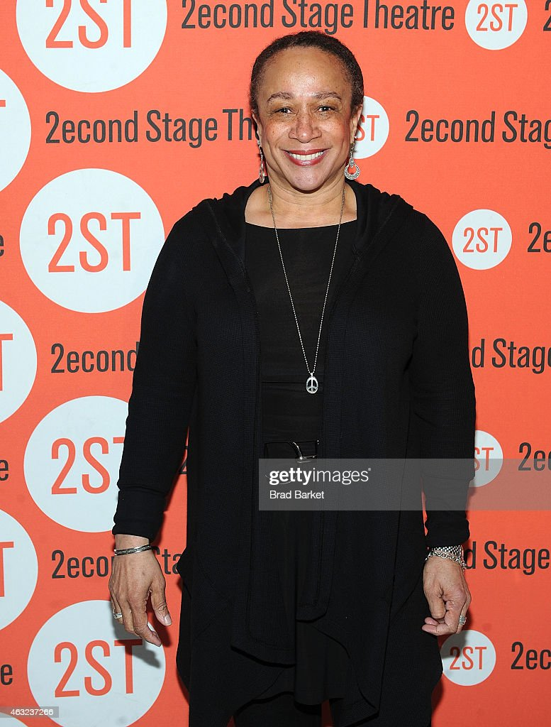 Actor s epatha merkerson attnds the between riverside and crazy off