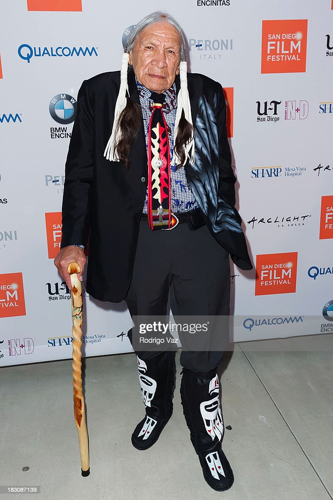 Actor <a gi-track='captionPersonalityLinkClicked' href=/galleries/search?phrase=Saginaw+Grant+-+Actor&family=editorial&specificpeople=2111009 ng-click='$event.stopPropagation()'>Saginaw Grant</a> arrives at San Diego Film Festival's tribute to honor Judd Apatow at Museum of Contemporary Art on October 3, 2013 in La Jolla, California.