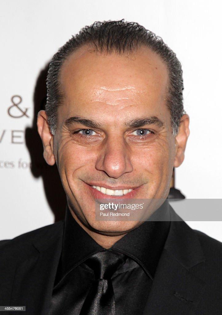Actor Said Faraj arrives at The Annual Women's Image Awards at Santa Monica Bay Woman's Club on December 11, 2013 in Santa Monica, California.