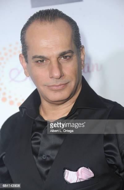 Actor Said Faraj at Sai Suman's Official Hollywood Runway Fashion Show held at Sofitel Hotel on April 11 2017 in Los Angeles California