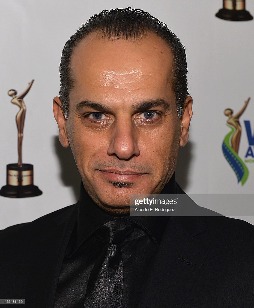 Actor Said Faraj attends the WIN Awards at Santa Monica Bay Womans Club on December 11, 2013 in Santa Monica, California.