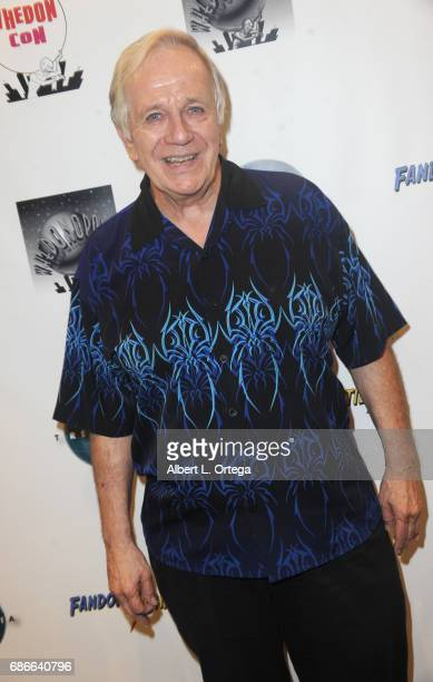 Actor Sam Anderson attends WhedonCon 2017 held at Warner Center Marriott Woodland Hills on May 21 2017 in Woodland Hills California