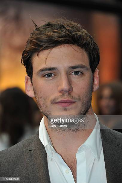 Actor Sam Claflin arrives for the UK Premiere of 'Pirates Of The Caribbean On Stranger Tides' at Vue Westfield on May 12 2011 in London England