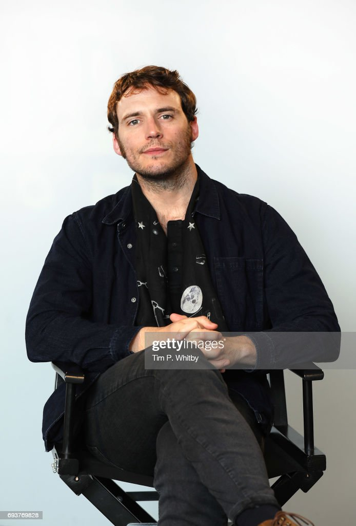 Actor Sam Claflin from the cast of 'My Cousin Rachel' poses for a photo at the Build LDN event at AOL London on June 8, 2017 in London, England.