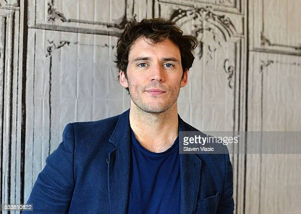 Actor Sam Claflin visits AOL Build to discuss his new film 'Me Before You' a film based on the critically acclaimed best selling novel at AOL Studios...
