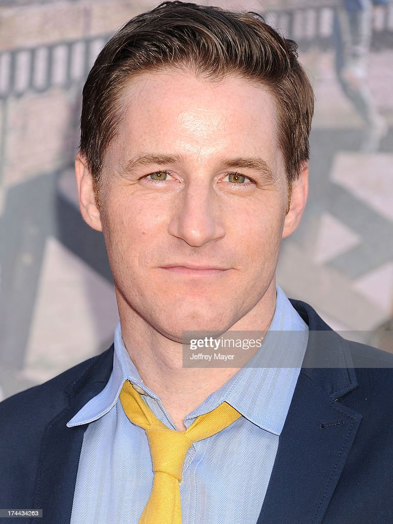 Actor Sam Jaeger arrives at 'The Lone Ranger' World Premiere at Disney's California Adventure on June 22, 2013 in Anaheim, California.