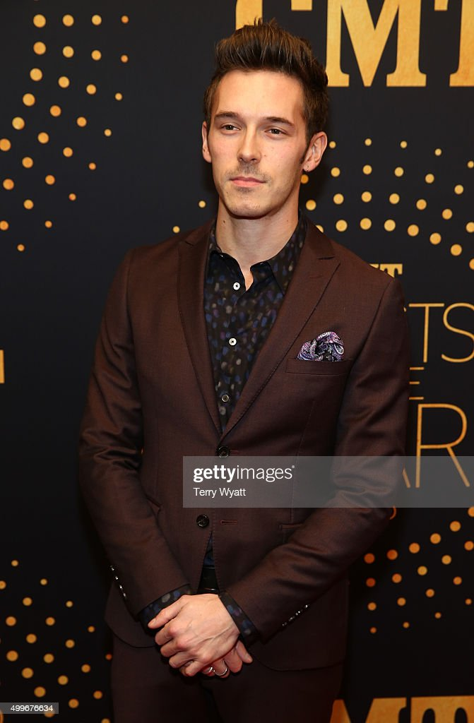 Actor Sam Palladio attends the 2015 'CMT Artists of the Year' at Schermerhorn Symphony Center on December 2, 2015 in Nashville, Tennessee.