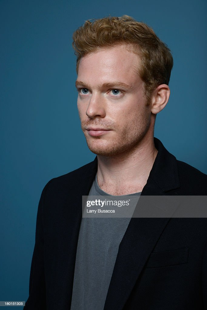 Actor Sam Reid of 'Belle' poses at the Guess Portrait Studio during 2013 Toronto International Film Festival on September 9, 2013 in Toronto, Canada.
