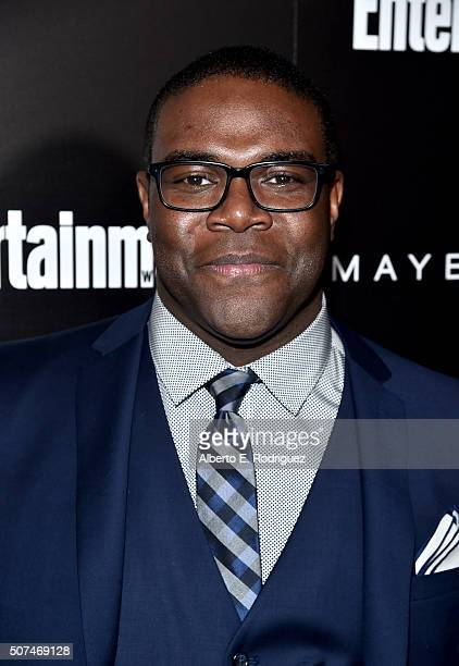 Actor Sam Richardson attends Entertainment Weekly Celebration Honoring The Screen Actors Guild Awards Nominees presented by Maybelline at Chateau...