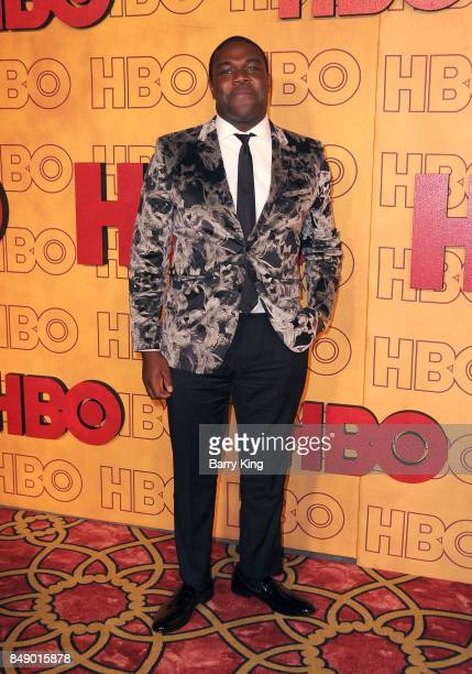Actor Sam Richardson attends HBO's Post Emmy Awards Reception at The Plaza at the Pacific Design Center on September 17 2017 in Los Angeles California