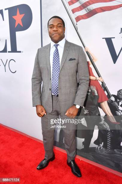 Actor Sam Richardson attends HBO's 'Veep' FYC Panel at Saban Media Center on May 25 2017 in North Hollywood California