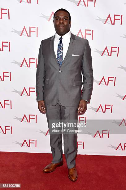 Actor Sam Richardson attends the 17th annual AFI Awards at Four Seasons Los Angeles at Beverly Hills on January 6 2017 in Los Angeles California