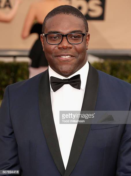 Actor Sam Richardson attends the 22nd Annual Screen Actors Guild Awards at The Shrine Auditorium on January 30 2016 in Los Angeles California