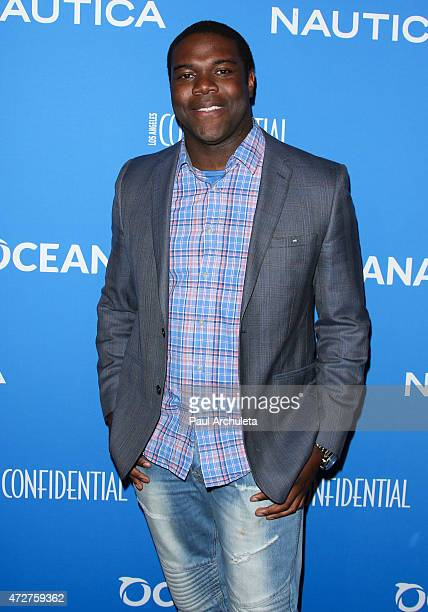 Actor Sam Richardson attends the 3rd annual 'Nautica Oceana Beach House Party' at Marion Davies Guest House on May 8 2015 in Santa Monica California