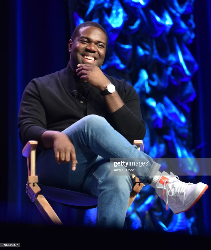 Actor Sam Richardson speaks onstage at 'Featured Session: 'VEEP' Cast' during 2017 SXSW Conference and Festivals at Austin Convention Center on March 13, 2017 in Austin, Texas.