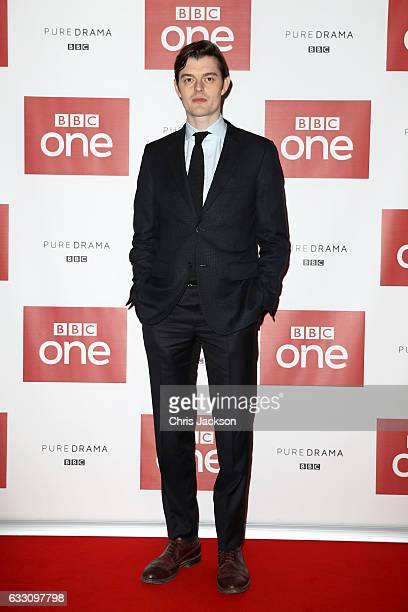 Actor Sam Riley attends the photocall of the world premiere screening of BBC One drama SSGB on January 30 2017 in London United Kingdom