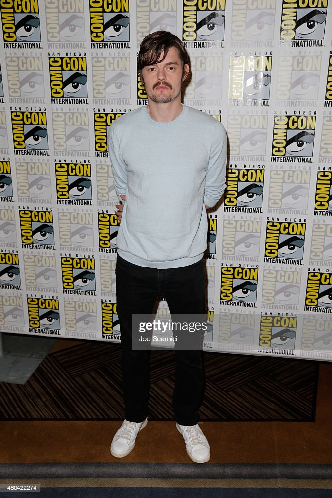 Actor Sam Riley attends the 'Pride And Prejudice And Zombies' photo call during ComicCon International 2015 at the Hilton Bayfront on July 11 2015 in...