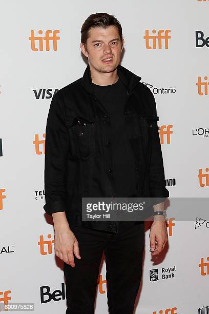 Actor Sam Riley attends the world premiere of 'Free Fire' during the 2016 Toronto International Film Festival at Ryerson Theatre on September 7 2016...
