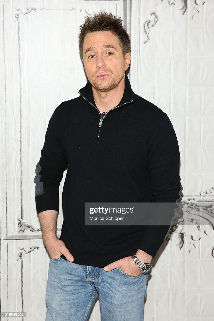 "AOL Build Speakers Series - Sam Rockwell, ""Mr. Right"""