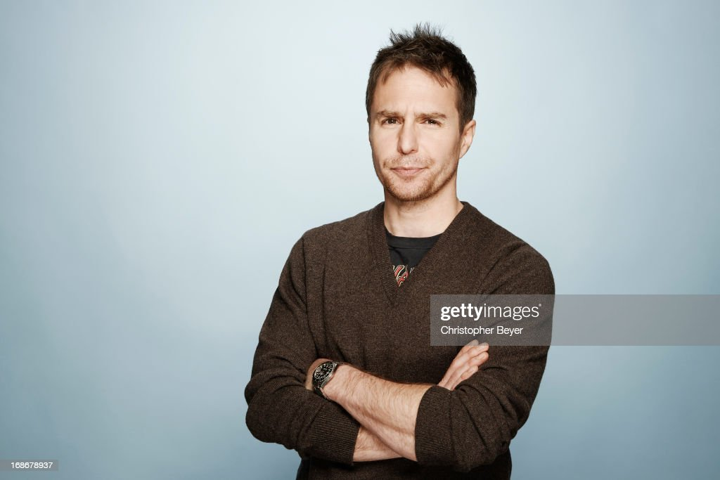Sam Rockwell, Entertainment Weekly, February 4th, 2013