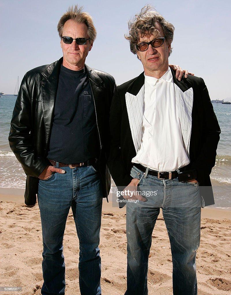 """Cannes - Cast Of """"Don't Come Knocking"""" Portrait Session"""