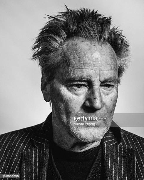 Actor Sam Shepard is photographed for Variety on January 18 2014 in Park City Utah