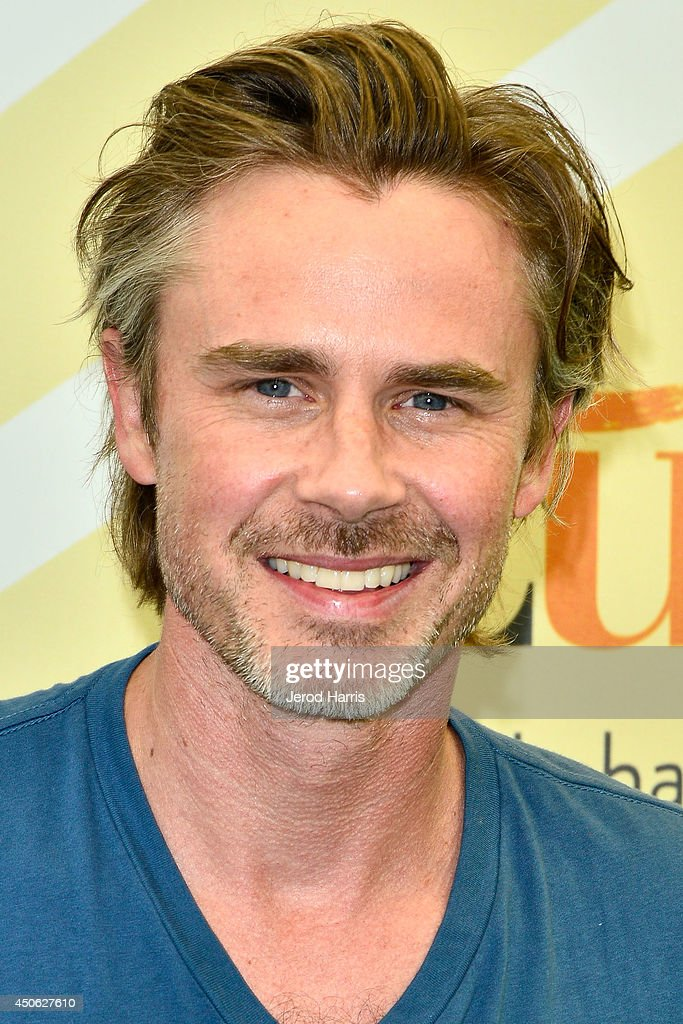 Actor <a gi-track='captionPersonalityLinkClicked' href=/galleries/search?phrase=Sam+Trammell&family=editorial&specificpeople=3205930 ng-click='$event.stopPropagation()'>Sam Trammell</a> arrives at Children Mending Hearts' 6th Annual Fundraiser 'Empathy Rocks: A Spring Into Summer Bash' on June 14, 2014 in Beverly Hills, California.