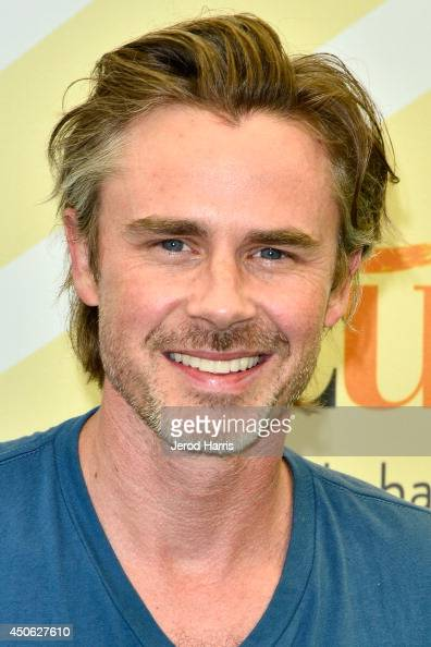 Actor Sam Trammell arrives at Children Mending Hearts' 6th Annual Fundraiser 'Empathy Rocks A Spring Into Summer Bash' on June 14 2014 in Beverly...