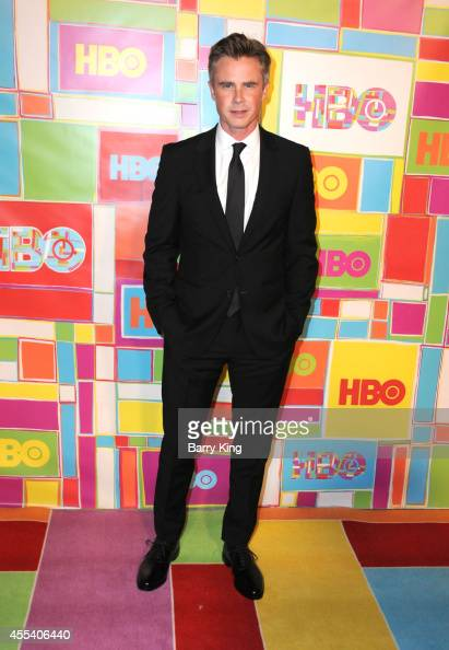 Actor Sam Trammell attends HBO's 2014 Emmy after party at The Plaza at the Pacific Design Center on August 25 2014 in Los Angeles California
