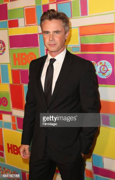 Actor Sam Trammell attends HBO's Official 2014 Emmy After Party at The Plaza at the Pacific Design Center on August 25 2014 in Los Angeles California