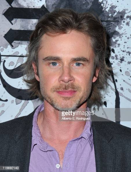 Actor Sam Trammell attends The Los Angeles Times' 3rd Annual 'The Envelope Primetime Emmy Screening Series' Geek TV Panel on June 8 2011 in Los...