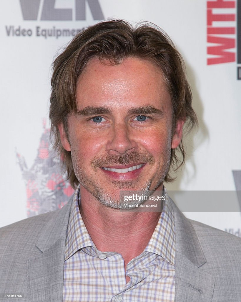 Actor Sam Trammell attends the premiere of 'The Aftermath' at TCL Chinese 6 Theatres on May 31, 2015 in Hollywood, California.