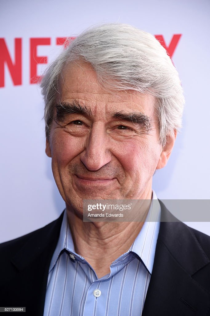 Actor Sam Waterston arrives at the Netflix Original Series 'Grace & Frankie' Season 2 premiere at the Harmony Gold Theater on May 1, 2016 in Los Angeles, California.