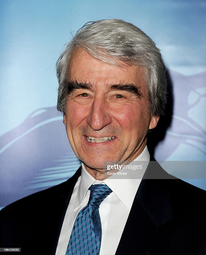 Actor <a gi-track='captionPersonalityLinkClicked' href=/galleries/search?phrase=Sam+Waterston&family=editorial&specificpeople=212718 ng-click='$event.stopPropagation()'>Sam Waterston</a> arrives at the Oceana Partners Award Gala at the Beverly Wilshire Hotel on October 30, 2013 in Beverly Hills, California.