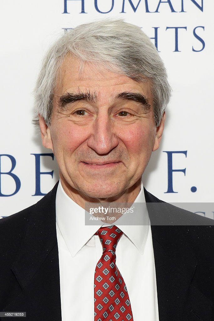 Actor <a gi-track='captionPersonalityLinkClicked' href=/galleries/search?phrase=Sam+Waterston&family=editorial&specificpeople=212718 ng-click='$event.stopPropagation()'>Sam Waterston</a> attends 2013 Ripple of Hope Awards Dinner at New York Hilton on December 11, 2013 in New York City.