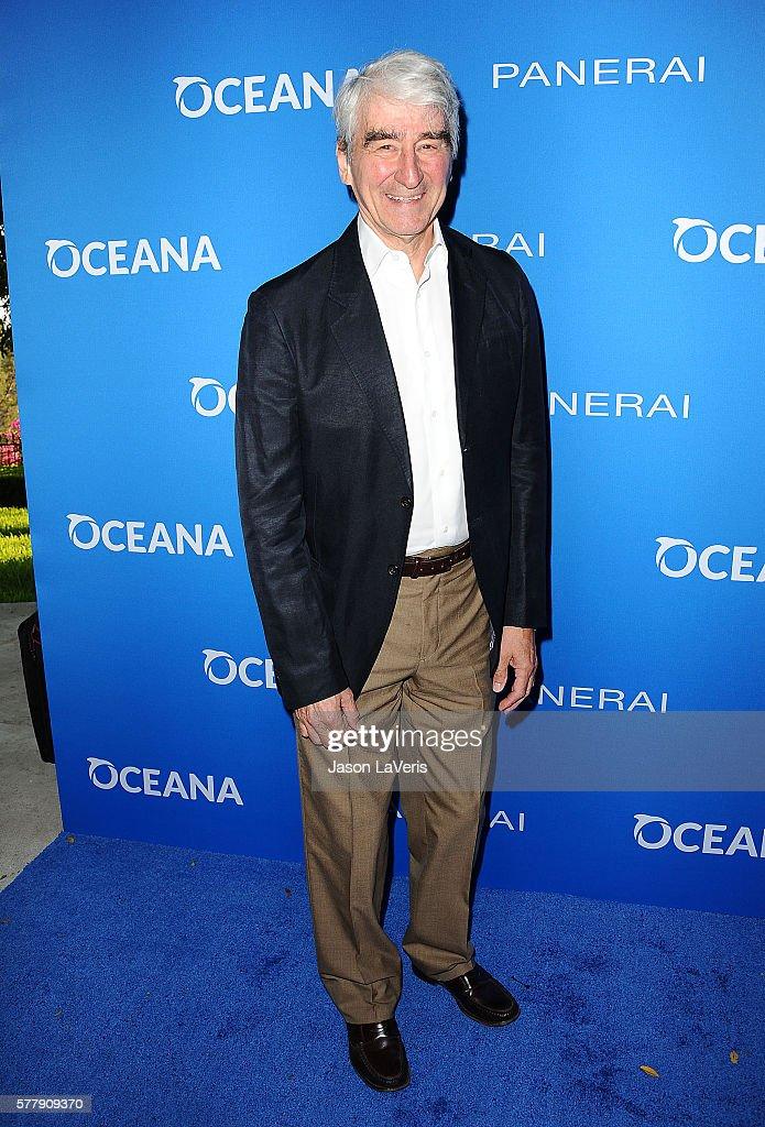 Oceana: Sting Under The Stars - Arrivals