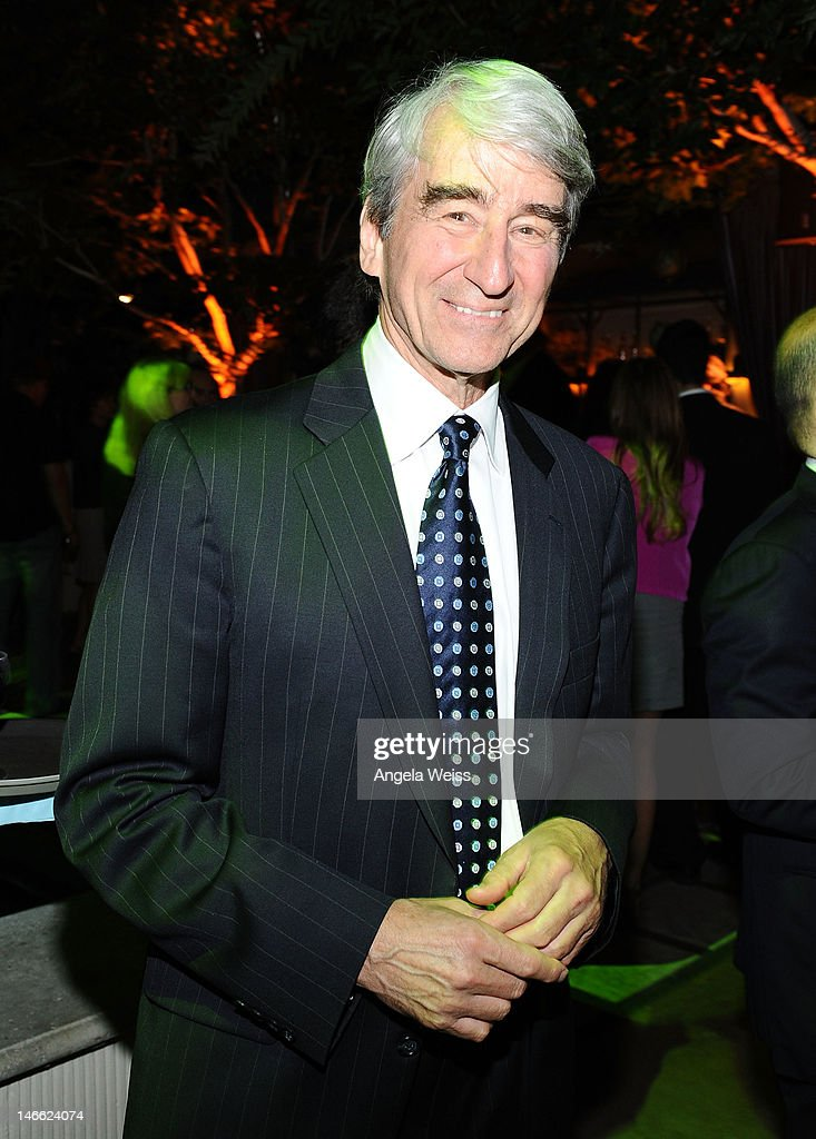 Actor <a gi-track='captionPersonalityLinkClicked' href=/galleries/search?phrase=Sam+Waterston&family=editorial&specificpeople=212718 ng-click='$event.stopPropagation()'>Sam Waterston</a> attends the after party for HBO's New Series 'Newsroom' Los Angeles Premiere at Boulevard3 on June 20, 2012 in Hollywood, California.