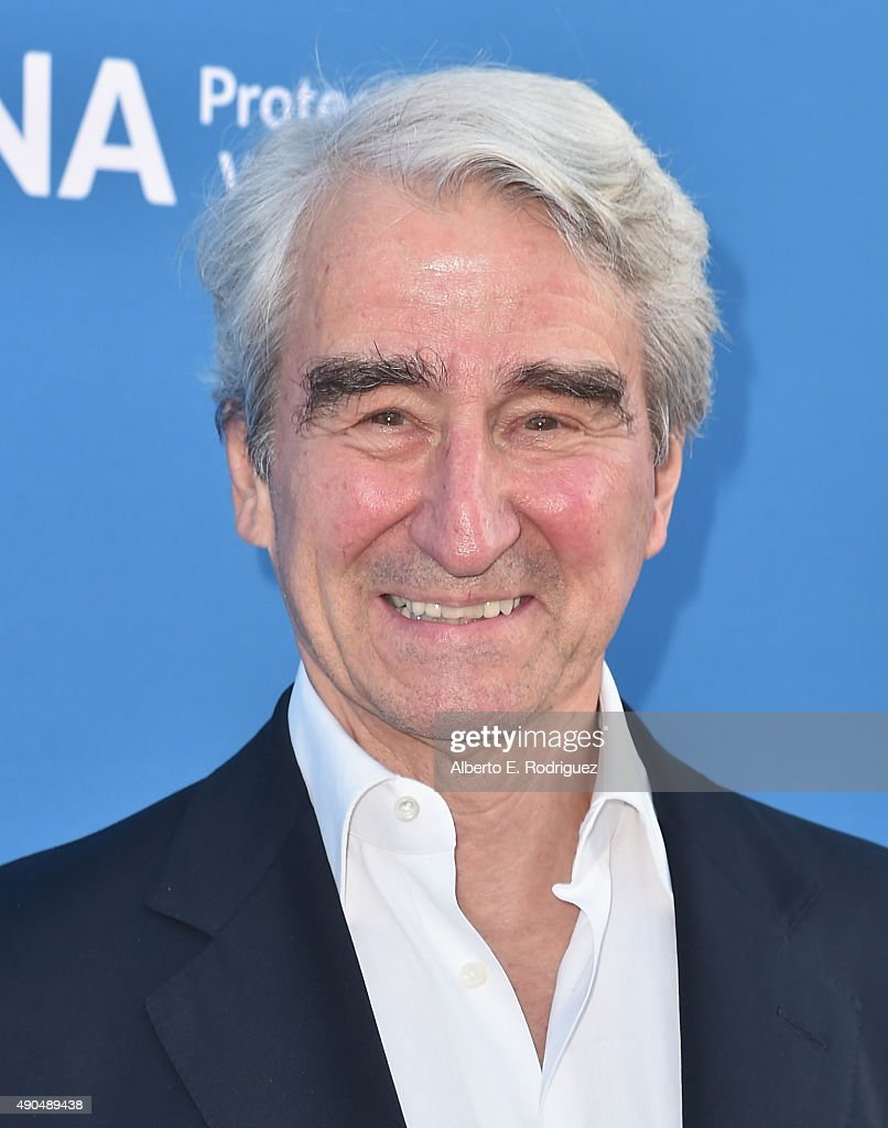 Actor Sam Waterston attends the 'Concert For Our Oceans' hosted by Seth MacFarlane benefitting Oceana at The Wallis Annenberg Center for the Performing Arts on September 28, 2015 in Beverly Hills, California.
