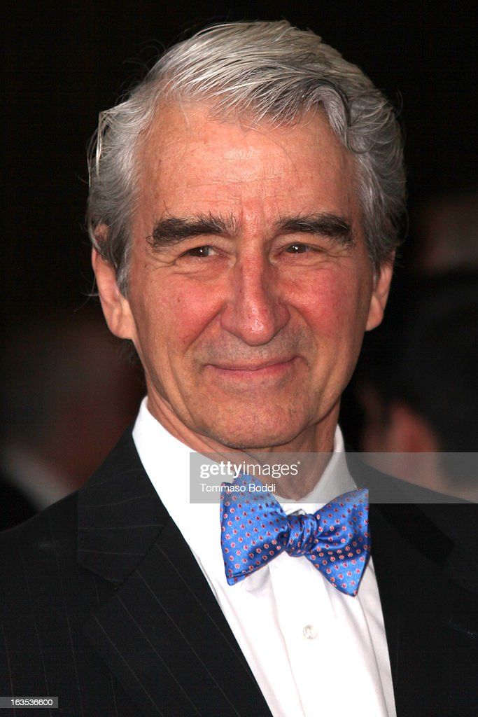 Actor <a gi-track='captionPersonalityLinkClicked' href=/galleries/search?phrase=Sam+Waterston&family=editorial&specificpeople=212718 ng-click='$event.stopPropagation()'>Sam Waterston</a> attends the Television Academy's 22nd Annual Hall Of Fame Induction Gala held at The Beverly Hilton Hotel on March 11, 2013 in Beverly Hills, California.