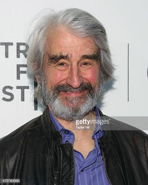 Actor Sam Waterston attends the world premiere of 'Anesthesia' during the 2015 Tribeca Film Festival at BMCC Tribeca PAC on April 22 2015 in New York...