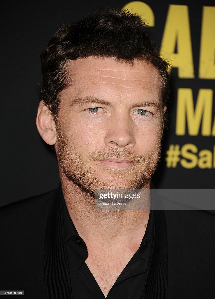 Actor <a gi-track='captionPersonalityLinkClicked' href=/galleries/search?phrase=Sam+Worthington&family=editorial&specificpeople=2594426 ng-click='$event.stopPropagation()'>Sam Worthington</a> attends the premiere of 'Sabotage' at Regal Cinemas L.A. Live on March 19, 2014 in Los Angeles, California.