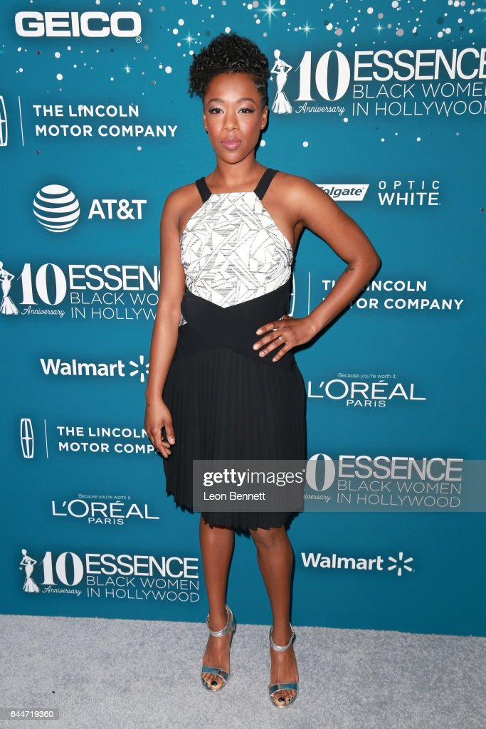 Actor Samira Wiley at Essence Black Women in Hollywood Awards at the Beverly Wilshire Four Seasons Hotel on February 23, 2017 in Beverly Hills, California.