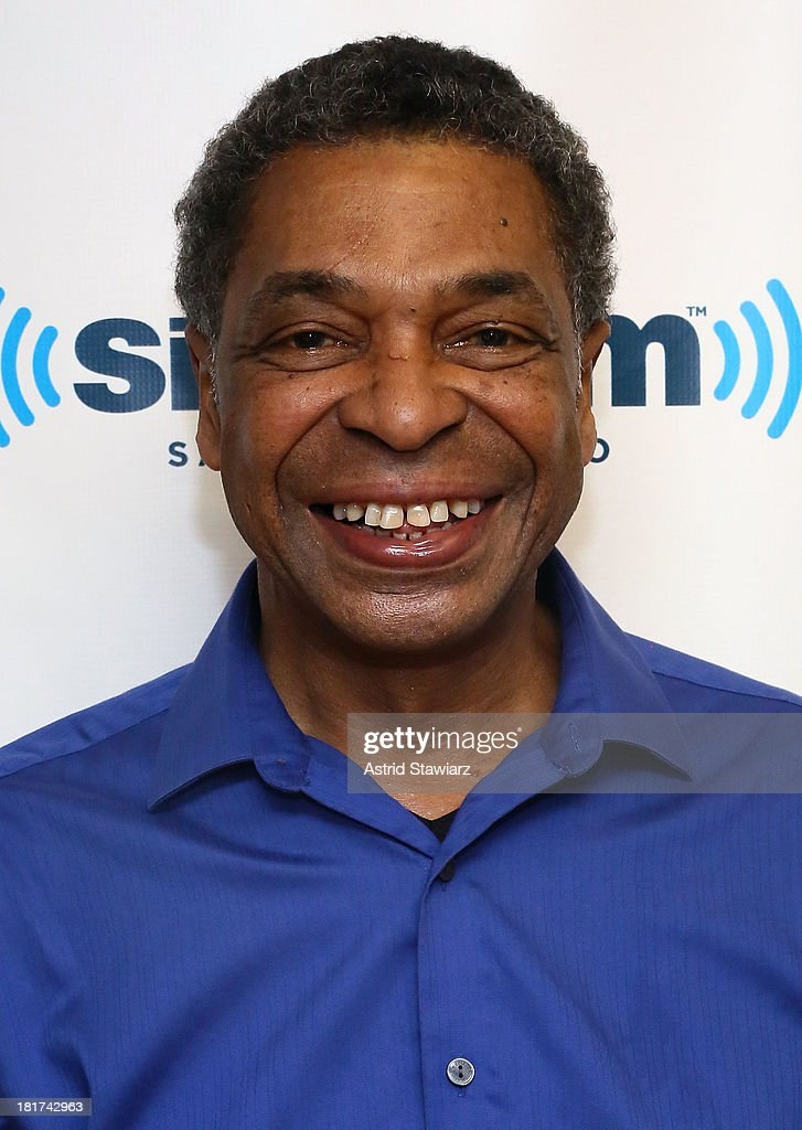 Actor Samuel E. Wright, who provided the voice for Sebastian the crab in Walt Disney's 1989 animated movie 'The Little Mermaid', visits the SiriusXM Studios on September 24, 2013 in New York City.