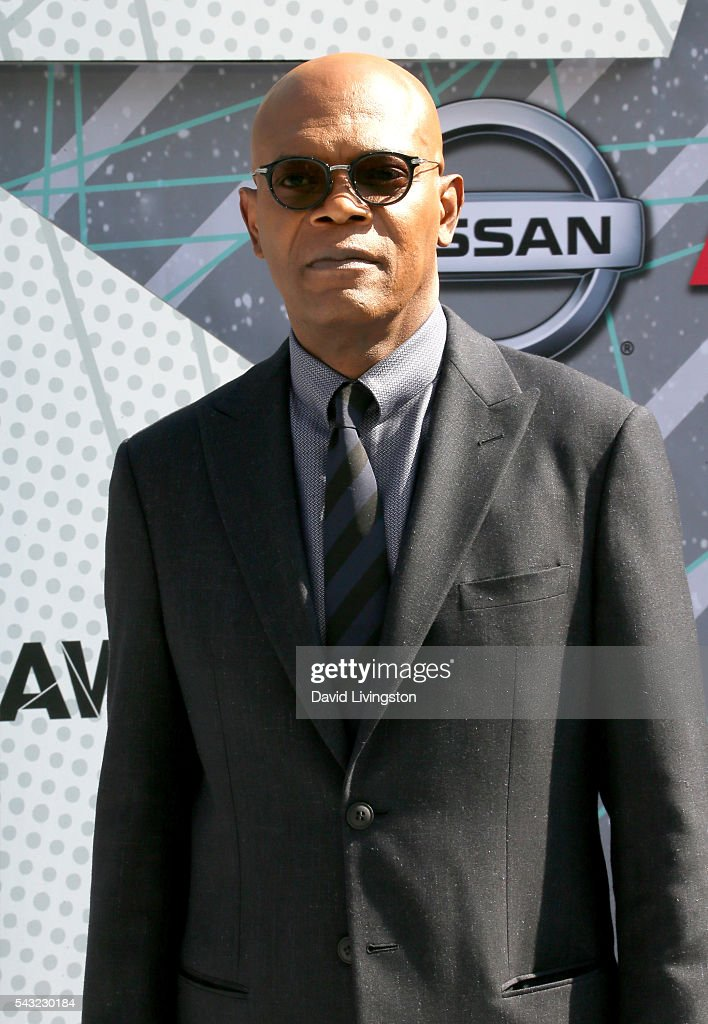 Actor <a gi-track='captionPersonalityLinkClicked' href=/galleries/search?phrase=Samuel+L.+Jackson&family=editorial&specificpeople=167234 ng-click='$event.stopPropagation()'>Samuel L. Jackson</a> attends the 2016 BET Awards at Microsoft Theater on June 26, 2016 in Los Angeles, California.