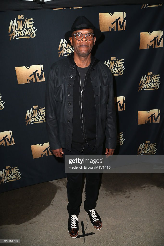 actor-samuel-l-jackson-attends-the-2016-mtv-movie-awards-at-warner-picture-id520154720