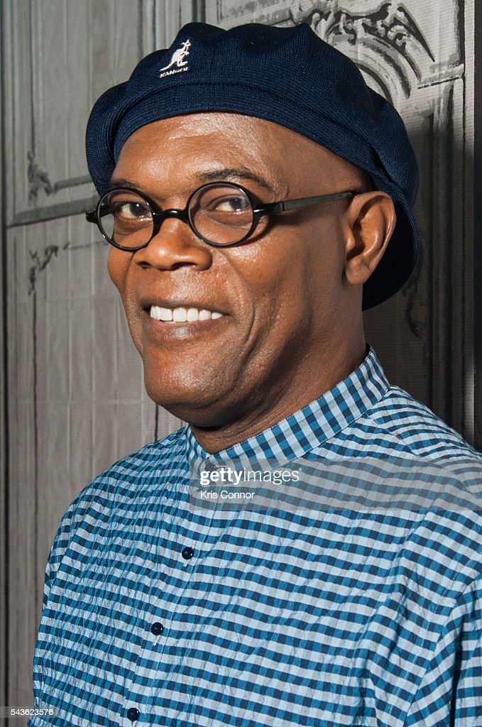 Actor Samuel L. Jackson speaks about the new movie 'The Legend Of Tarzan' during an 'AOL Build Presents' at AOL Studios on June 29, 2016 in New York City.