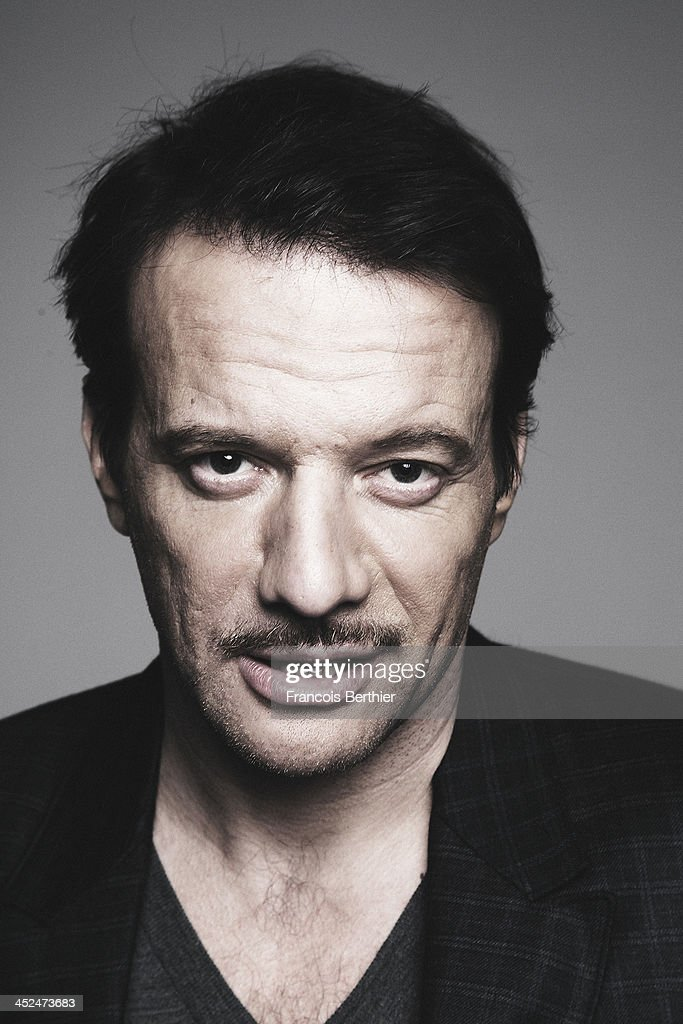 Actor Samuel Le Bihan is photographed for Self Assignment on October 28, 2013 in Paris, France.