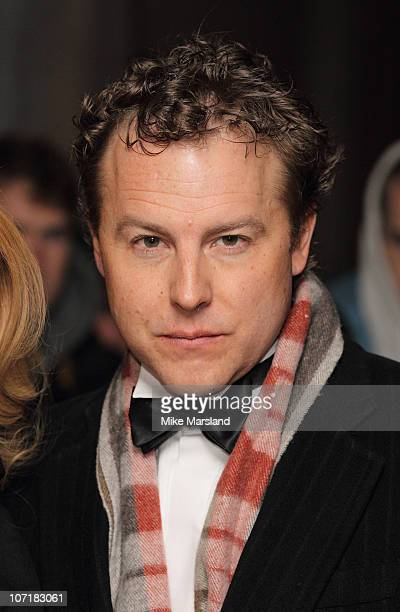 Actor Samuel West attends London Evening Standard Theatre Awards at The Savoy Hotel on November 28 2010 in London England