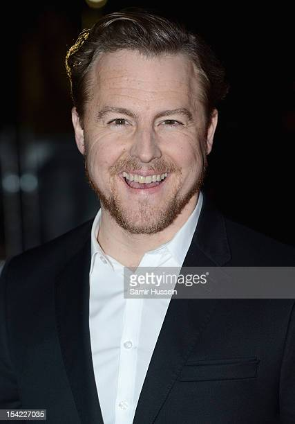 Actor Samuel West attends the ''Hyde Park on Hudson' premiere during the 56th BFI London Film Festival at the Empire Leicester Square on October 16...